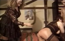 Horny French chubby matures gets fucked so hard