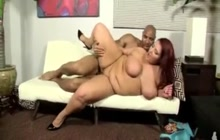 Kandi Kobain hard interracial fuck