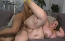 Big busty blonde fucked and jizzed