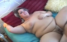 Amazing BBW is very horny
